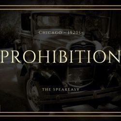 Prohibition 1920 the Speakeasy